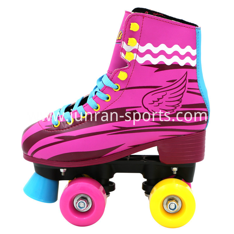 New kids roller skates with PU skates