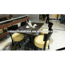 Coffeeshop table and chairs XDW1002