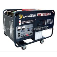 Elemax Modell 10kVA Doppelzylinder Elektrischer Benzin Benzin Generator
