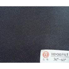 Tejida entretejida 90gsm para la túnica negra