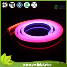 LED de color Emitting opcional Neon Flex 12V