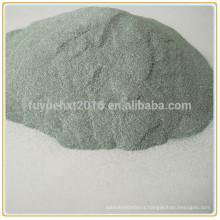 Seppe green silicon carbide