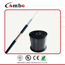 RG 59 copper clad aluminum coaxial cable