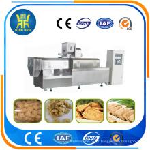 Equipamento de extrusão de proteína de soja texturizada