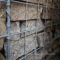 Geschweißter Gabionen-Steinkäfig, Steinkäfig-Gabionen-Lieferant