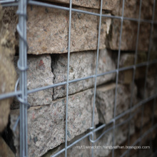 Welded Gabion Stone Cage, Stone Cage Gabion Supplier
