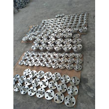 Brida de titanio con cuello de soldadura ANSI B16.5 gr2 RF
