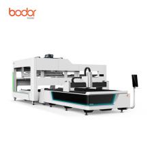 Automatic exchange platforms laser cutter
