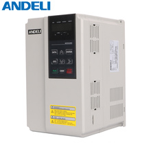 2019 new type ANDELI frequency inverter ADL200G 3.7KW 5hp 3phase 380v static frequency converter