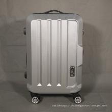 Big Logo Position Reisetasche mit Spinner Felgen ABS Zipper Gepäck