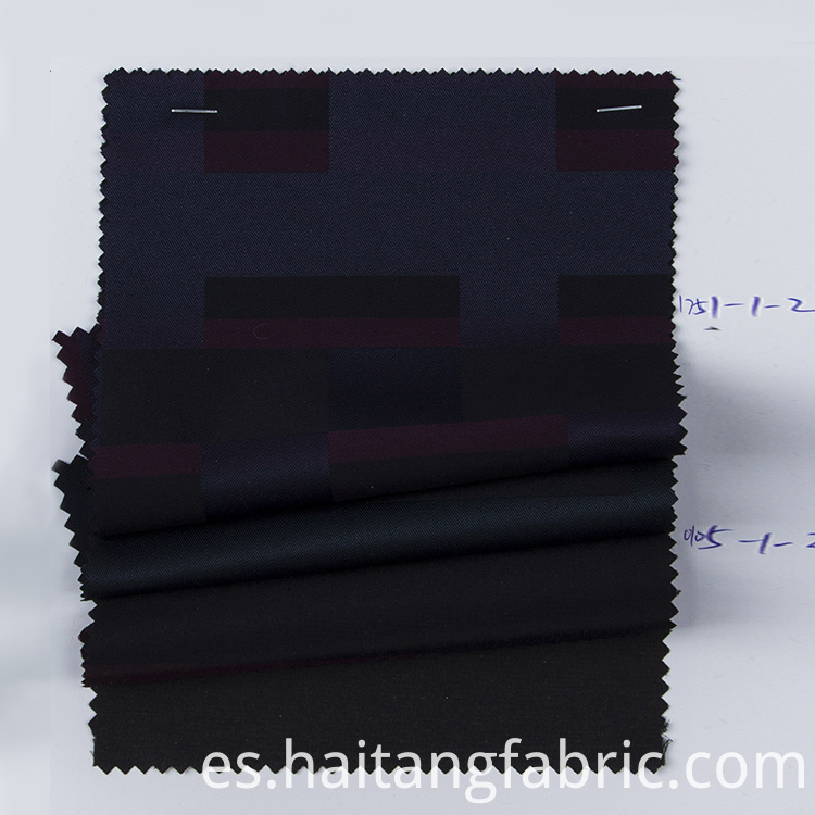 Polyester Fabric Yarn Dyed Fabric