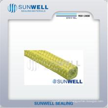 Emballage à fibre d'aramide résistant à l'usure