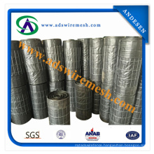 """85GSM Geofabric Geotextile Fabric with 14 Ga Wire Mesh 2""""X4"""" High Wire Backed Silt Fence"""