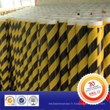 2015 Rouleau d'avertissement d'emballage de tuyau de PVC Jumbo Roll