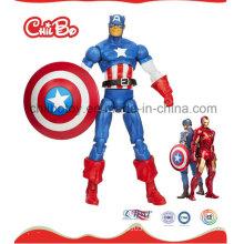 Пластиковая кукла Captain America (CB-PD005-S)