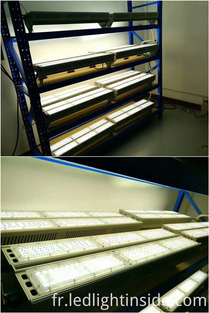 500W linear Bay light produce