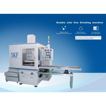 Machine de rodage de surface double face