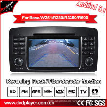 Auto Multimedia Unterhaltung für Benz R GPS DVD Spieler