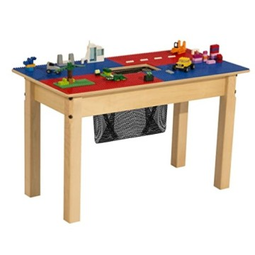 Деревянный стол GIBBON legos Building Block Table