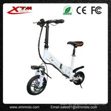 Bicicleta eléctrica plegable pequeño 250W 36V adultos