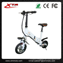 Adult 36V 250W Small Folding Electric Bicycle