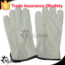 SRSAFETY Cow grain leather, driver gloves gloves
