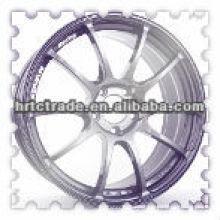 17 polegadas bela advan rz novo design roda