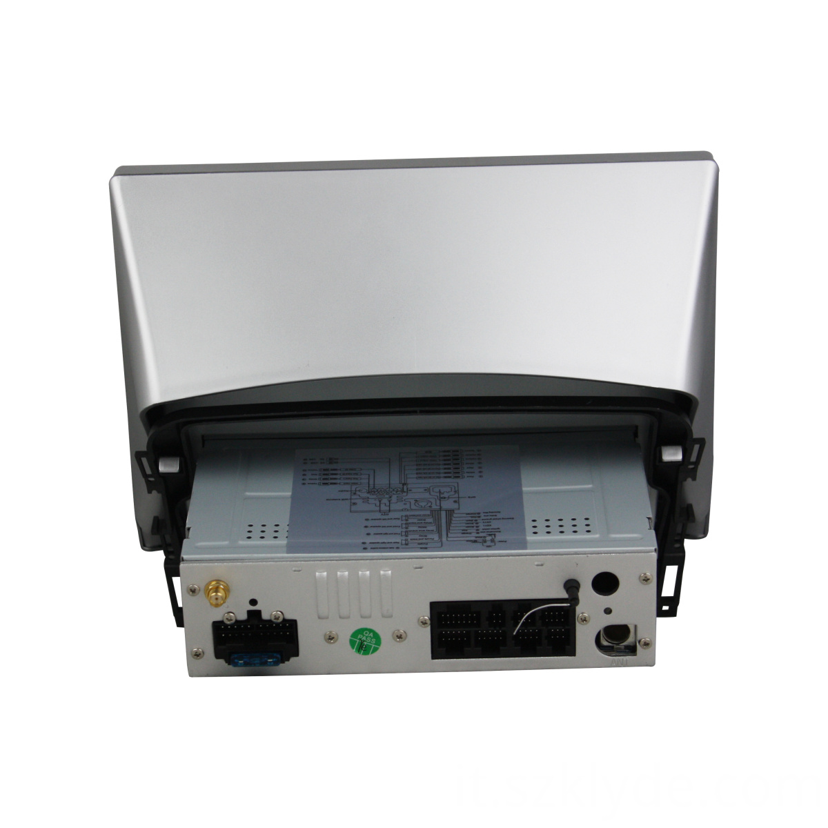 double din dvd player for Astra J 2011-2012