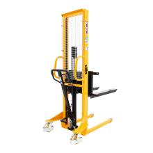 Xilin 500kg 0.5 ton 1.6M Hydraulic Manual Pallet Stacker