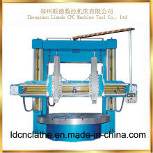 Máquina manual do torno vertical da coluna dobro popular da venda C5225