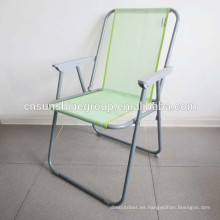 Moda de buena calidad, silla plegable, silla plegable