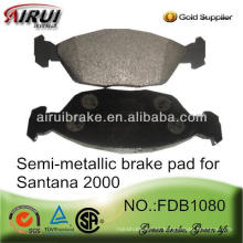 FDB1080 OE calidad SANTANA 2000 pastilla de freno