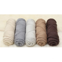 Cotton Yarn Fiber for Knitting Wool for Babies
