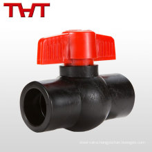 Custermer's requirement THT brand carbon steel Full weld body ball valve