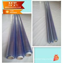 Plastic Transparent laminated pvc film plastic use for table cover