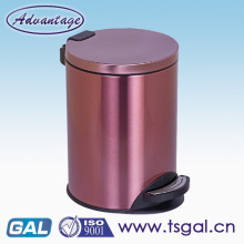 Household round recycle bin