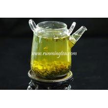 Hojas de té verde sueltas