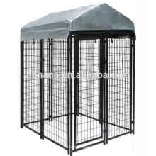 дешевые псарни собаки закрытый с верхней крышки / ограждения сетки собаки питомника