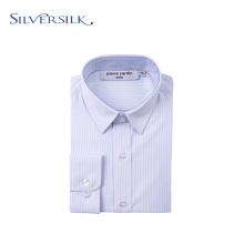 Camisa personalizada Dobby Stripe Wedding Kids Boys