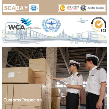 Customs Declaration & Clearance / Broker in China