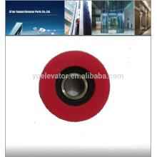 Schindler escalator step wheel 70*25*6204 step main wheel for Schindler step chain