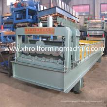 Color Steel Glazed Tile Roofing Sheet Roll Forming Machine