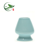 Chasen Naoshi ( Whisk Holder ) New Shape Plum Green Color