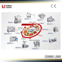 industrial high scale meat grinder