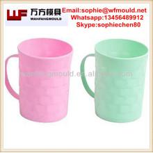 China hochwertige und professionelle Kunststoff-Spritzwasser Becherform & Kunststoff-Spritzwasser Becherform