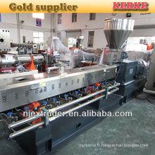 Machine de maillage / machine à granuler caco3 de haute qualité
