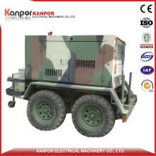 Isuzu 32kw 40kVA (36kw 45kVA) Military Use Diesel Generator