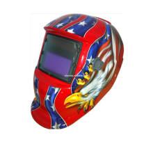 Máscara de oscurecimiento automático de la soldadura del casco de la soldadura
