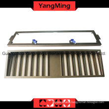 1-Layer Metal Chip Tray-14row (YM-CT03)