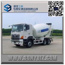 5 M3 Hino 700 Transit Mixer Truck